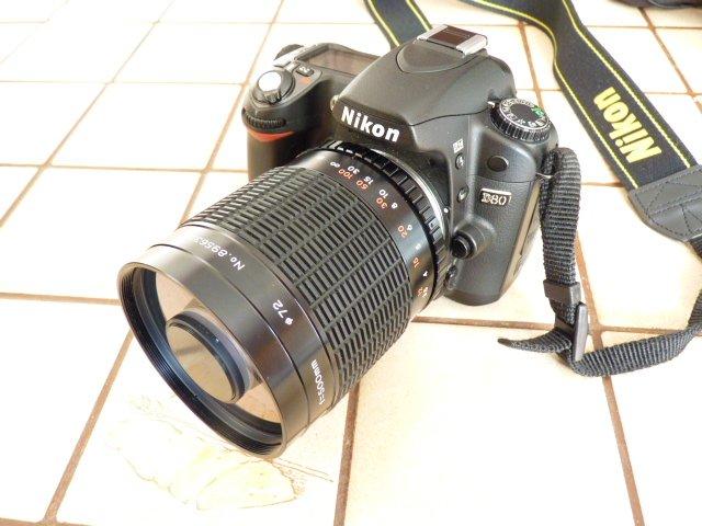Objectif 500 mm photospourmesventes for Objectif a miroir pour nikon